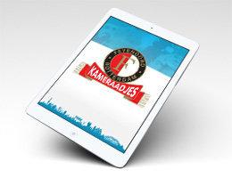 5x per seizoen het Online Kameraadjes Magazine (per e-mail)