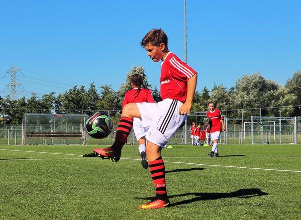 Nog plaatsen voor Soccer Camps in herfstvakantie