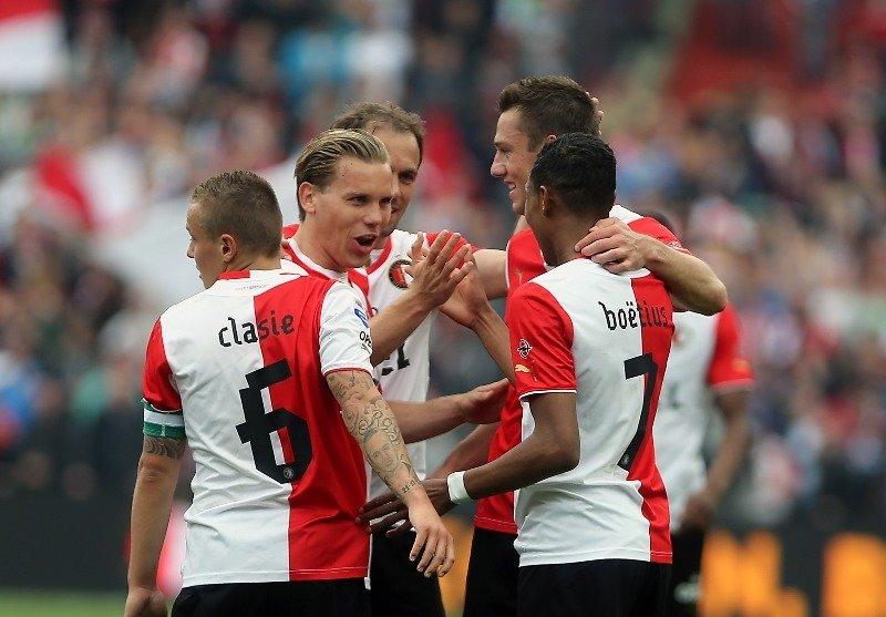 Feyenoord wil seizoen winnend afsluiten