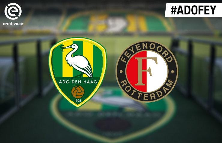 Voorbeschouwing ADO Den Haag - Feyenoord