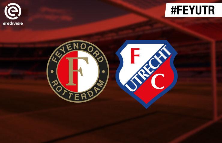 Voorbeschouwing Feyenoord - FC Utrecht