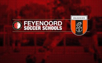 UITGELICHT: Feyenoord Soccer Camp bij Venlosche Boys