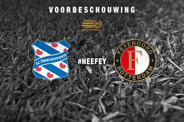 Voorbeschouwing sc Heerenveen - Feyenoord
