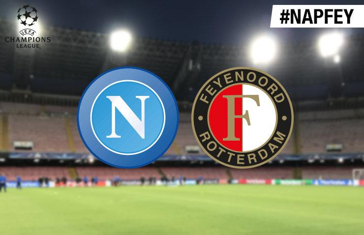Voorbeschouwing Napoli - Feyenoord