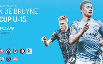 Feyenoord Onder 15 nam deel aan de Kevin de Bruyne cup