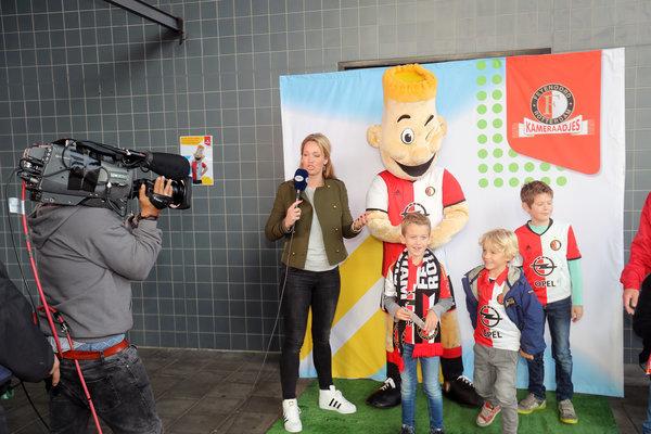 Kameraadjeswedstrijd Feyenoord – SC Heerenveen