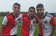 Feyenoord Onder 19 haalt uit in Heerenveen