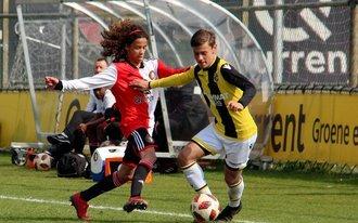 Wedstrijdverslagen Feyenoord Academy teams zaterdag 30 maart 2019