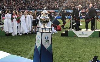 Ajax wint TOTO KNVB Bekerfinale van Willem II