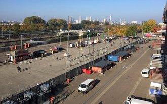 Zaterdag geen pendeltreinen van en naar Rotterdam Stadion