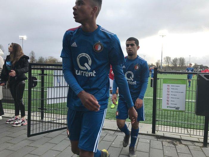 Feyenoord O19 verzuimt goede zaken te doen bij AZ