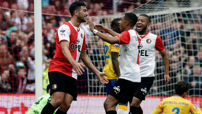 Feyenoord aiming to strengthen grip on second place