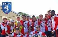 Feyenoord O17 winnaar Internationale De Kleuver Copa Toernooi
