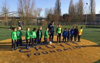 Doelpuntenfestijn bij duel Feyenoord Masterklas en Academy