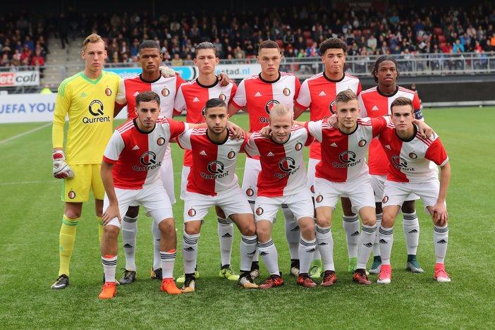 Beslissende wedstrijd UEFA Youth League live op Ziggo Sport