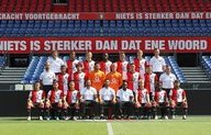 Wedstrijd Jong Feyenoord van maandag 21 januari verplaatst naar Barendrecht