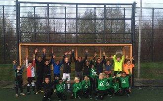 Spannend straatduel tussen Feyenoord Masterklas en Academy
