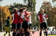 Feyenoord Onder 15 maakt na rust het verschil