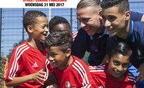 Finaledag Feyenoord Street League op Schouwburgplein