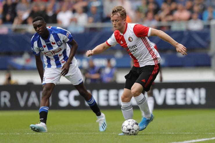 Official website Feyenoord Rotterdam   Feyenoord com