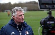 Adriaanse: 'Durven voetballen tegen Chelsea'