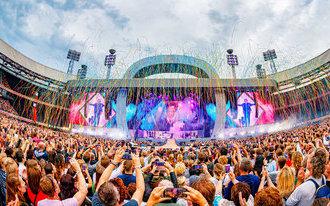 Uitverkochte concertreeks Marco Borsato van start gegaan