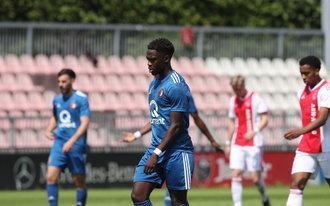 Feyenoord O19 verspeelt landstitel bij Ajax O19
