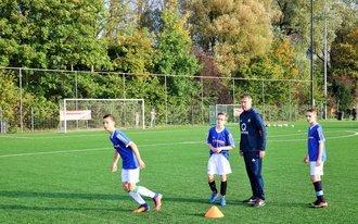 Henk Vos aan de slag bij Feyenoord Soccer Schools