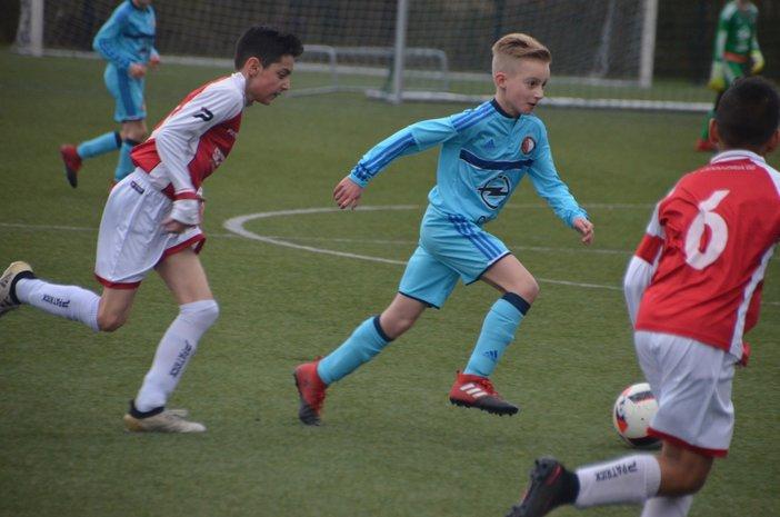 Wedstrijdverslagen Feyenoord Academy Onderbouwteams zaterdag 18 maart 2017