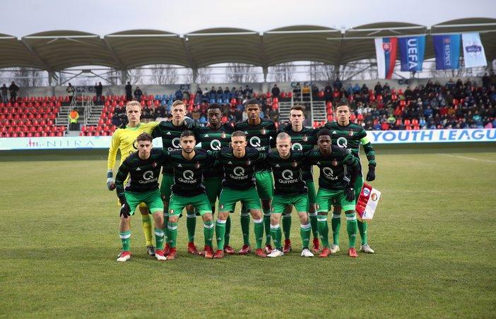 Chelsea O19 – Feyenoord Onder 19 op woensdag 21 februari
