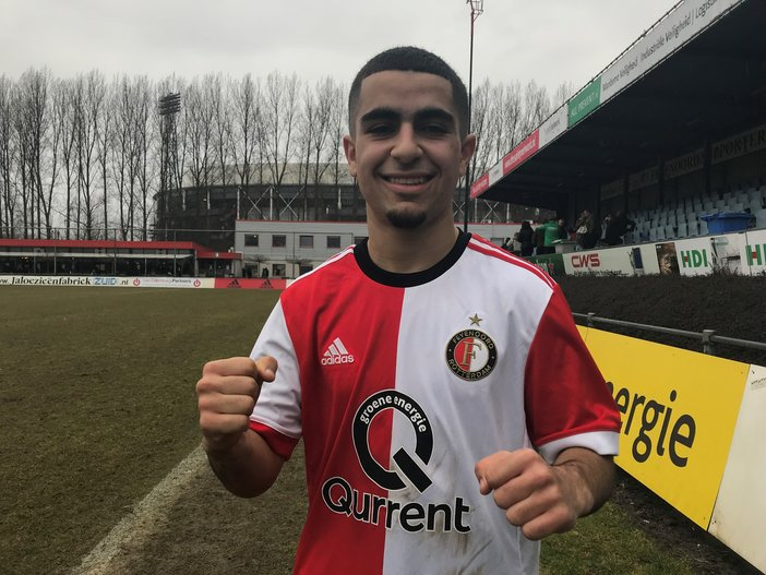 Feyenoord Onder 19 bekert verder na zege op FC Emmen