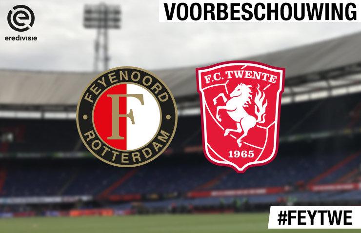 Voorbeschouwing Feyenoord - FC Twente
