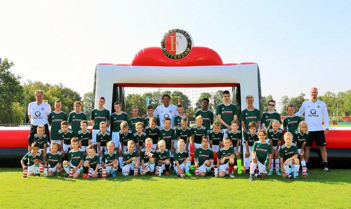 Feyenoord zoekt stagiair Feyenoord Soccer Schools