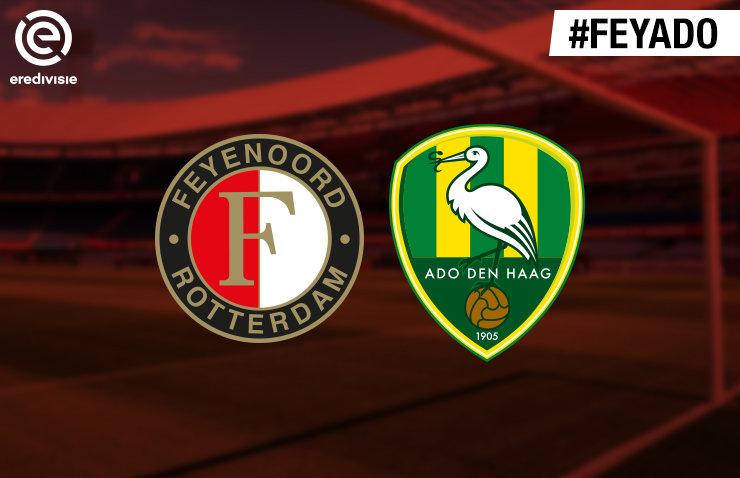 Voorbeschouwing Feyenoord - ADO Den Haag