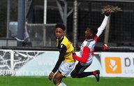 Gehavend Feyenoord O17 op valreep langs Vitesse
