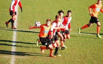 Feyenoord Onder 17 gemakkelijk langs FC Volendam