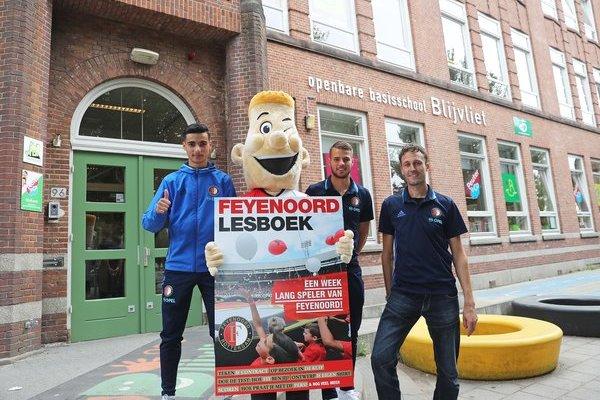Opening Feyenoord Schoolweek