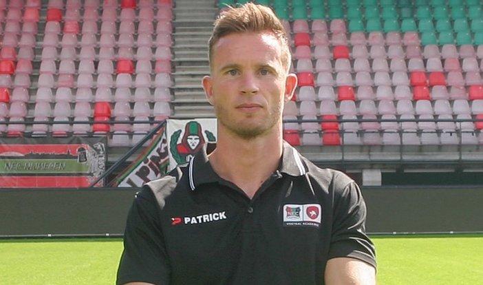 Mark Otten nieuwe trainer Feyenoord Onder 15