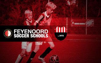 UITGELICHT: Feyenoord Soccer Camp bij v.v. WFB