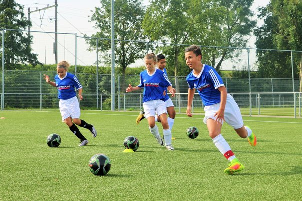 Video: Feyenoord Soccer Camps Zomer 2017