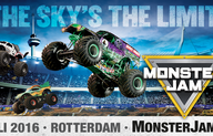 Monster Jam in De Kuip