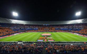 Interland Nederland - Frankrijk uitverkocht