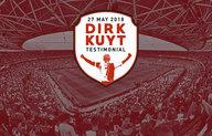 Wijziging kaartverkoop Dirk Kuyt Testimonial