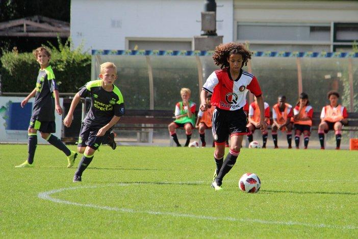 Verslagen Feyenoord Academy zaterdag 15 september 2018
