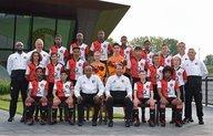 Koploper Feyenoord Onder 14 laat punten liggen tegen PSV