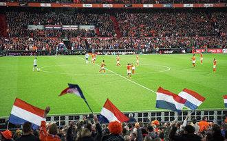 Record voor Oranje na weer een zege in De Kuip