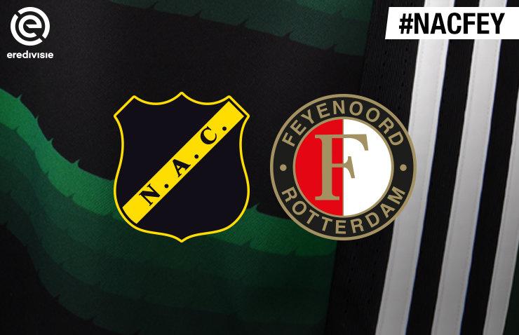 Voorbeschouwing NAC Breda - Feyenoord