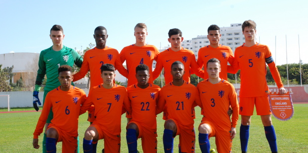 Engeland te sterk voor Nederland Onder 17