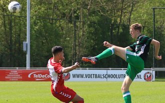 Feyenoord Onder 19 verliest bij FC Utrecht