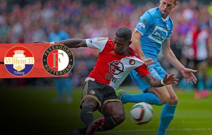 Voorbeschouwing: Willem II - Feyenoord